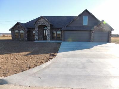 Sallisaw Single Family Home For Sale: 2044 Prairie Fire
