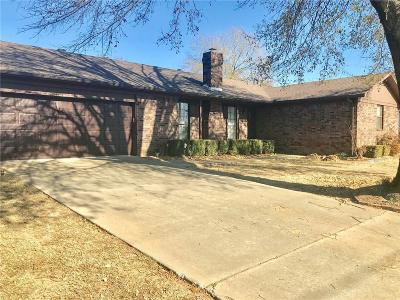 Greenwood Single Family Home For Sale: 36 W Houston ST