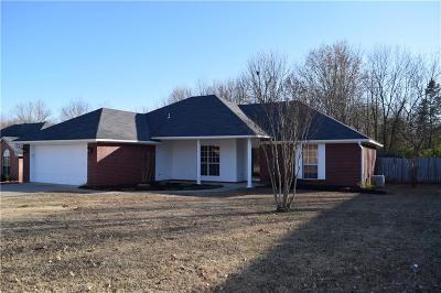 Greenwood Single Family Home For Sale: 2111 Cordova TER