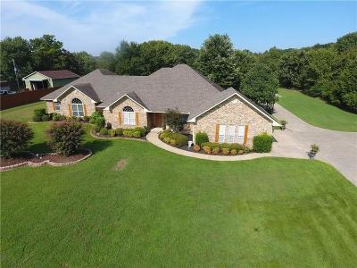 Fort Smith AR Single Family Home For Sale: $555,000