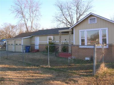 Fort Smith Single Family Home For Sale: 3216 Kelley HWY