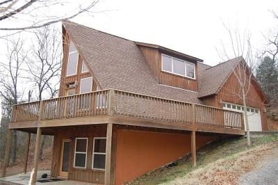 Greenwood Single Family Home For Sale: 15715 Old Jenny Lind LOOP