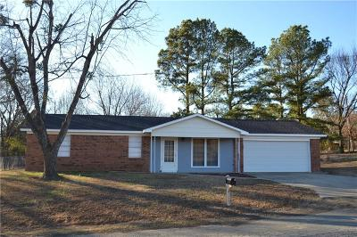 Muldrow Single Family Home For Sale: 712 Pecan ST