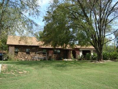 Cedarville Single Family Home For Sale: 1201 E 162 HWY