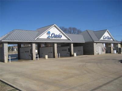 Roland OK Commercial For Sale: $375,000
