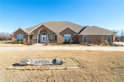 Muldrow Single Family Home For Sale: 111467 4758 RD