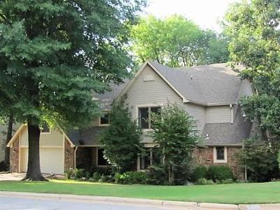 Fort Smith Single Family Home For Sale: 8901 Copper Oaks LN