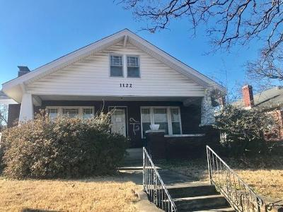 Fort Smith Single Family Home For Sale: 1122 S 24th ST