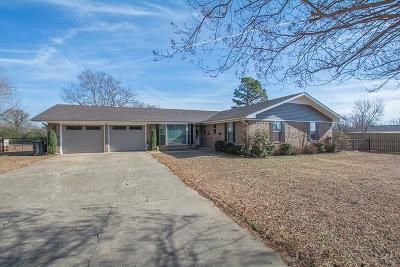 Alma Single Family Home For Sale: 1626 Kimberling Hill DR