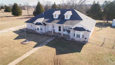 Van Buren Single Family Home For Sale: 7110 Cardinal DR