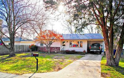 Fort Smith Single Family Home For Sale: 4312 S 21st ST