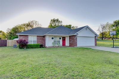 Muldrow Single Family Home For Sale: 505 Mallard DR