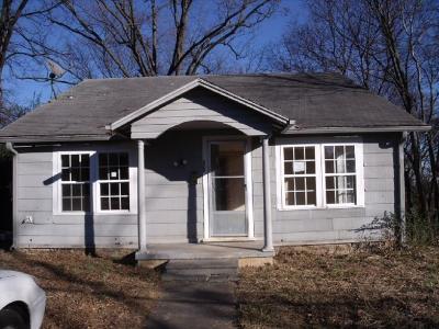 Van Buren Single Family Home For Sale: 606 7th ST