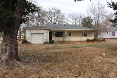 Sequoyah County Single Family Home For Sale: 119 Quesenbury AVE