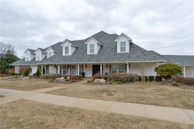 Fort Smith AR Single Family Home For Sale: $400,000
