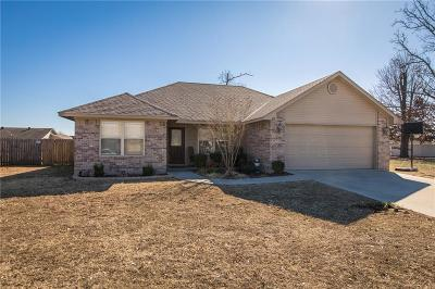Roland Single Family Home For Sale: 105 Choctaw DR