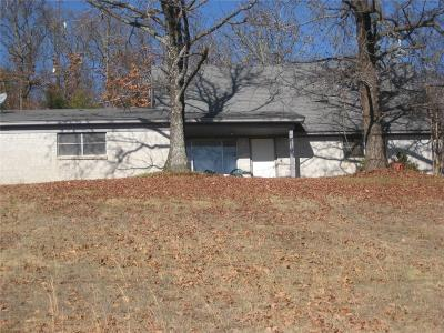 Muldrow Single Family Home For Sale: 205 Water Tower RD