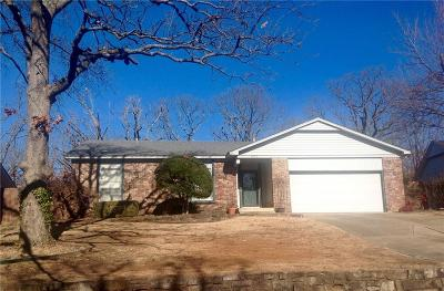 Fort Smith Single Family Home For Sale: 2905 Jackson ST