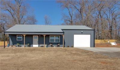 Van Buren Single Family Home For Sale: 262 Westville RD
