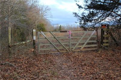 Mountainburg Residential Lots & Land For Sale: TBD Reuben LN