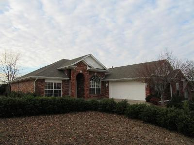 Van Buren Single Family Home For Sale: 241 Crystal View