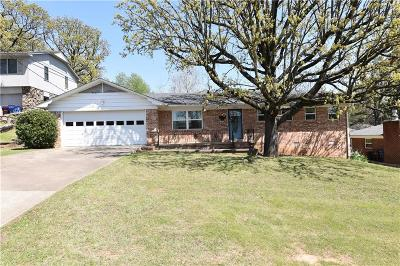 Fort Smith Single Family Home For Sale: 3001 Jenny Lind RD