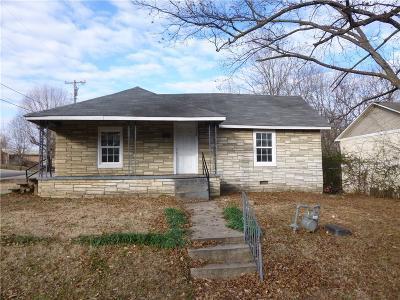 Van Buren Single Family Home For Sale: 208 S 15Th ST