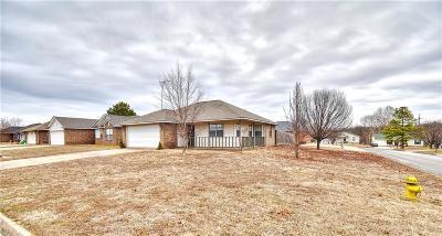Van Buren Single Family Home For Sale: 903 S 38th ST