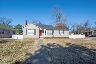Fort Smith Single Family Home For Sale: 2519 S L ST