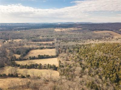 Mountainburg Residential Lots & Land For Sale: 13639 Old Turner RD