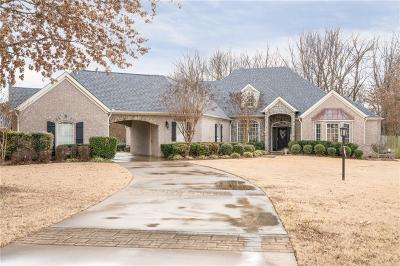 Fort Smith Single Family Home For Sale: 6200 Valley View DR