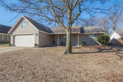 Fort Smith Single Family Home For Sale: 3012 S 99th ST