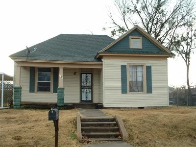 Fort Smith Single Family Home For Sale: 1824 9th ST