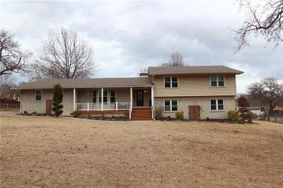 Van Buren Single Family Home For Sale: 704 E Skyline DR