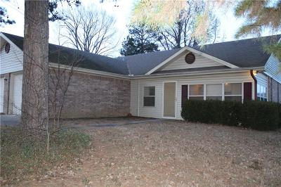 Alma Single Family Home For Sale: 808 Dow Jones RD