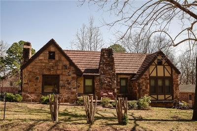 Van Buren Single Family Home For Sale: 314 N 10th ST