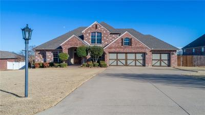 Fort Smith Single Family Home For Sale: 12525 Moonlight