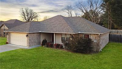 Greenwood Single Family Home For Sale: 626 E Joplin ST