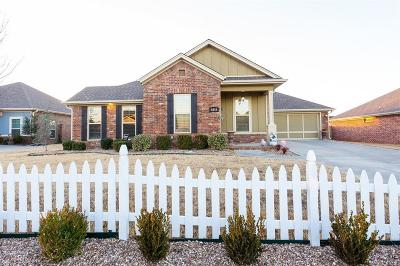 Fort Smith Single Family Home For Sale: 8814 Wildwood WY