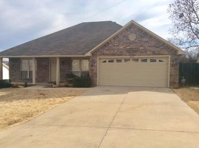 Van Buren Single Family Home For Sale: 1948 N Hills BLVD