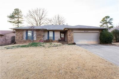 Fort Smith AR Single Family Home For Sale: $147,000
