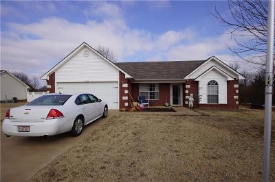 Greenwood Single Family Home For Sale: 1802 Plumbark BND