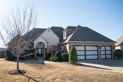 Fort Smith Single Family Home For Sale: 8700 Lakeside WY