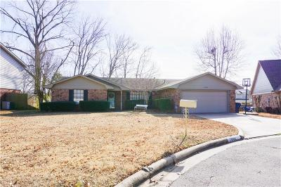 Fort Smith Single Family Home For Sale: 10000 Andover PL