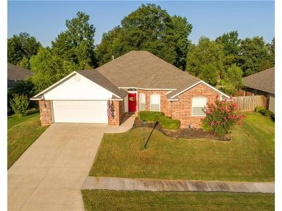 Van Buren Single Family Home For Sale: 2720 Pebble DR