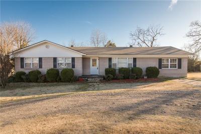 Van Buren Single Family Home For Sale: 2510 Rudy RD