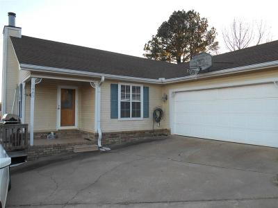 Van Buren Single Family Home For Sale: 1445 Wood Hills