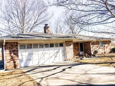 Van Buren Single Family Home For Sale: 1736 Pleasant Valley RD