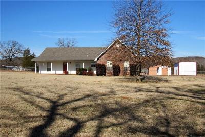 Alma Single Family Home For Sale: 3316 W Collum LN