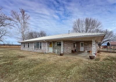 Vian Single Family Home For Sale: 10469580 S 4580 RD